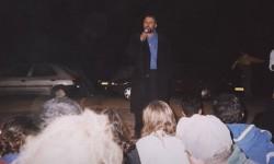 Awad Abu Freih rzecznik Komitetu Ludowego Araqib