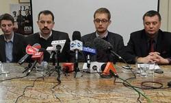 Konferencja prasowa organizatorów Marszu Niepodległości